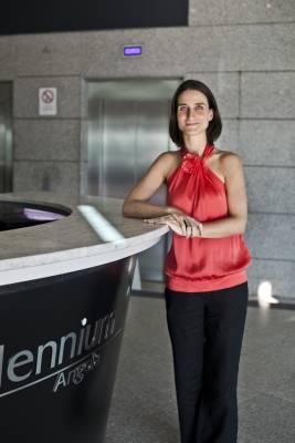 Patricia Teixeira, 32