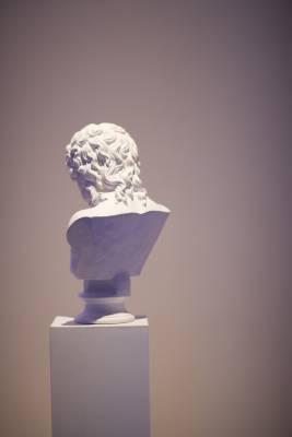 Giulio Paolini, 'L'altra figura'