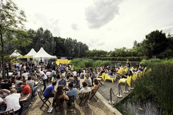Head down to Amsterdam's Cultuurpark Westergasfabriek for the Pitch music festival