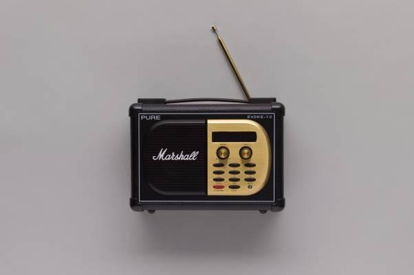 Radio for rock stars