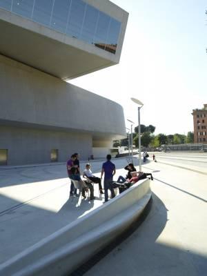 The futuristic MAXXImuseum
