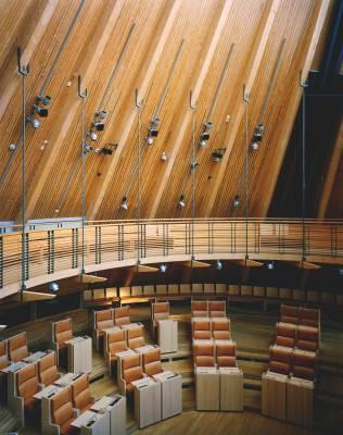 Chamber of the Norwegian Sámi parliament