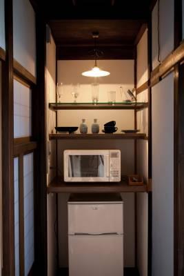 Communal storage