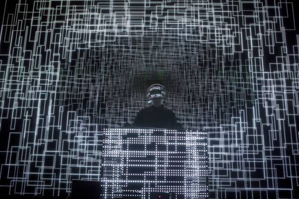 Squarepusher is among the artists playing at Sónar music festival in Reykjavík