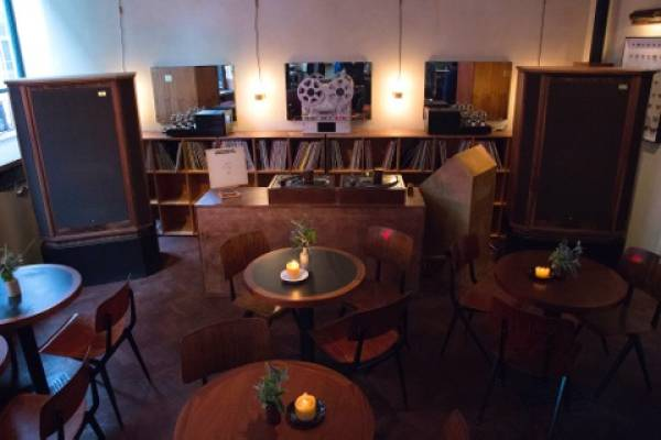 Spiritland is a new venue in east London opened by Monocle 24's own Paul Noble