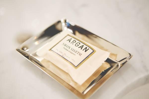 NoMad uses Argan soap