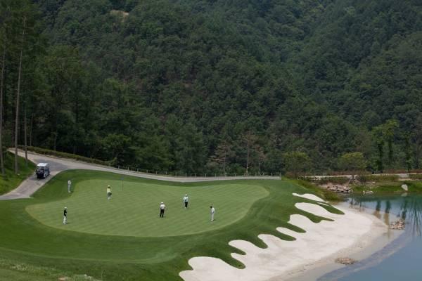 Namchuncheon course