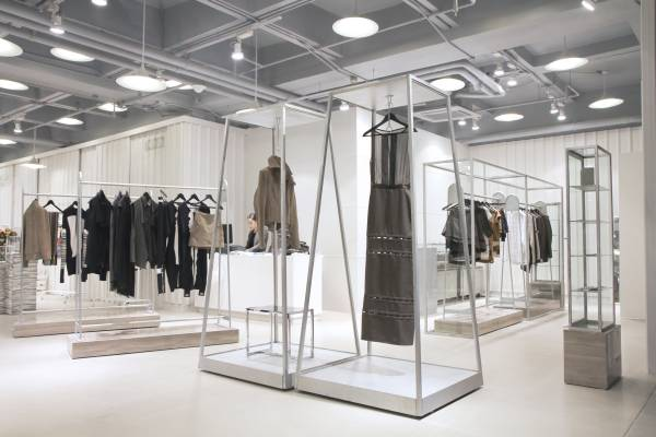 Fashion label The Only Son's first pop-up store in Bangkok is now open at the Siam Center.