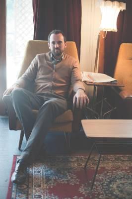 Cuckoo Cocktail Emporium owner Jonny McKenzie