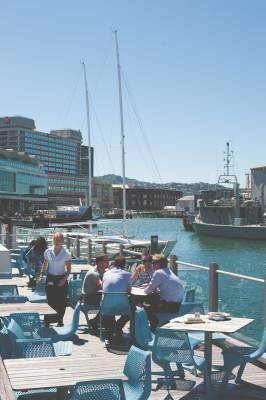 Wellington's waterside redevelopment