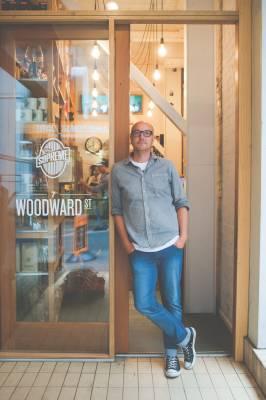 Alastair Keating, MD of Coffee Supreme