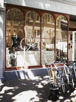 Tokyo Bike shopfront