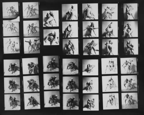 Check out Francis Bacon's exhibition at Tokyo's Taka Ishii Gallery, featuring 11 rare contact sheets.