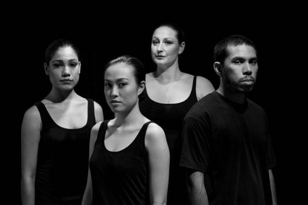 This weekend is the final chance to catch 'Untitled Women', one of the performances at the Singapore Fringe Festival