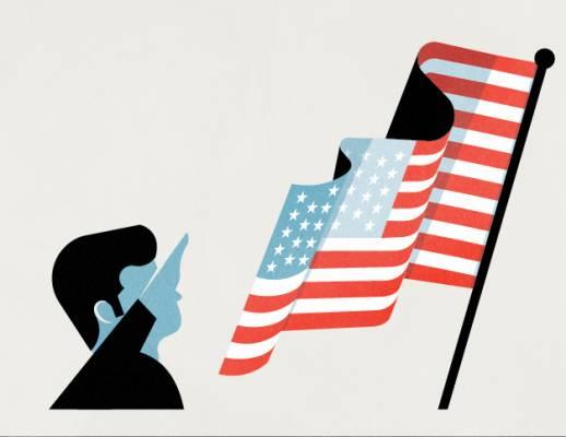 2. Redefine patriotism