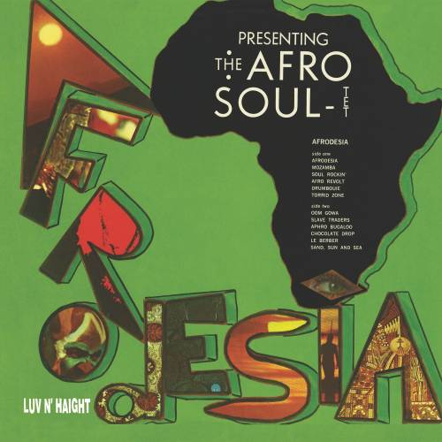 The Afro Soul-tet