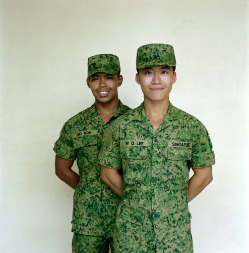 Muhammad Noh Bin Zainuddin and Timothy Lee Wen Qiang