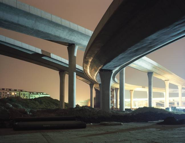Highway into Shanghai