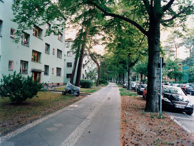 Zehlendorf housing project