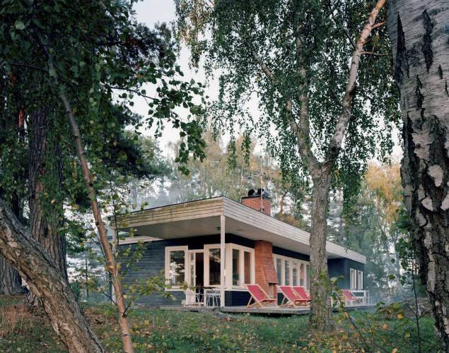 The single-storey house was built in the 1960s