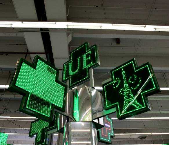 Pharmacy neon signs