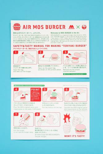 29. Mos burgers on JAL