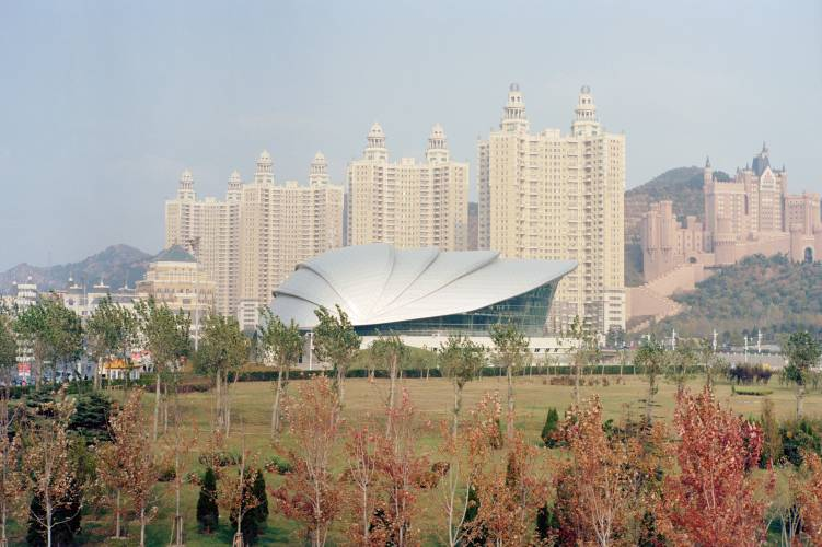Performing Arts Centre, Xinghai Square