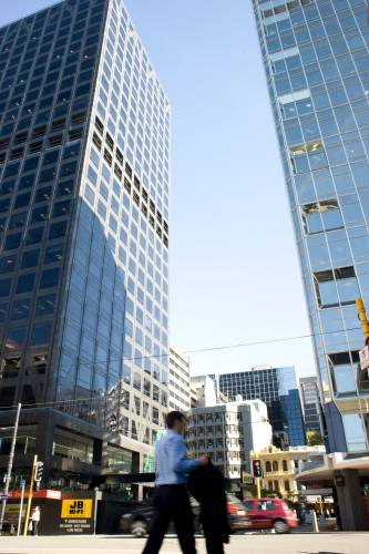 Wellington's Central Business District (CBD)