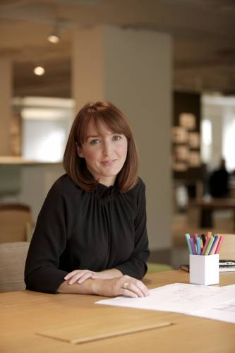 Fiona Kennedy, creative director of architecture and built design