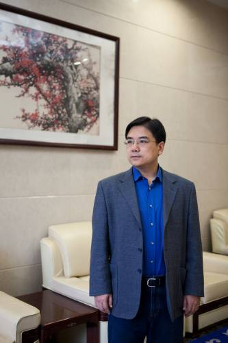 Mi Ligong, director general of CNC