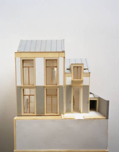 Model of the Rational House