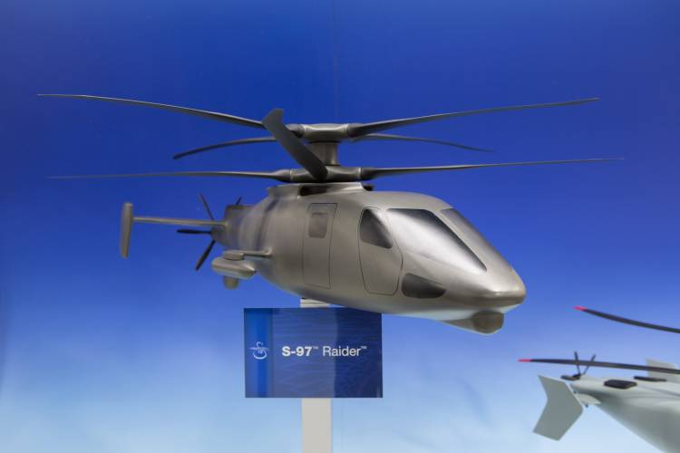 Drone helicopter by Sikorsky