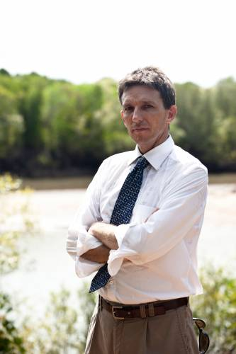 Stuart Blanch, director of the NT Environment Centre