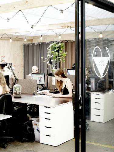 The Jacky Winter Group's offices