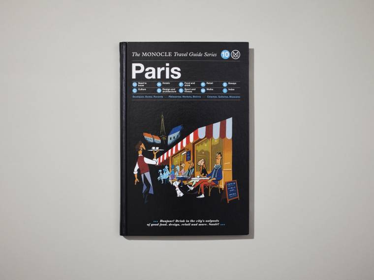 The Monocle Travel Guide Series: Paris - YouTube