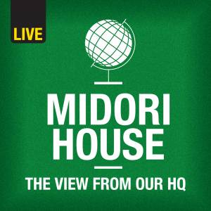 Cover art for Midori House