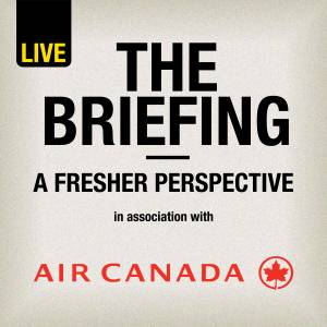 Cover art for The Briefing