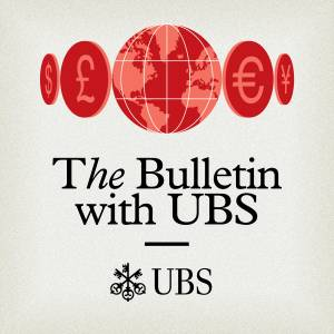 Cover art for The Bulletin with UBS