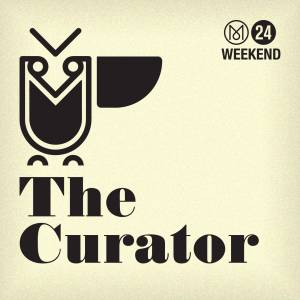 Cover art for The Curator