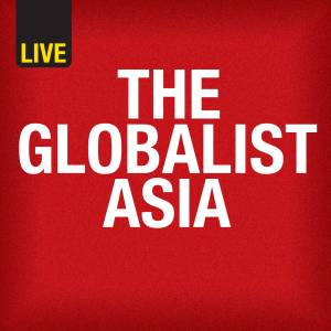 Cover art for The Globalist: Asia