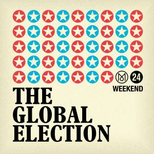 Cover art for The Global Election