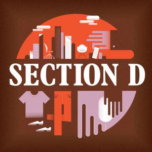 Cover art for Section D