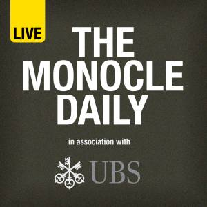 Cover art for The Monocle Daily