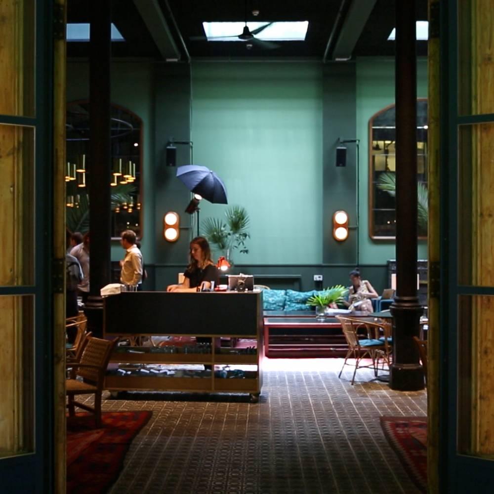 Entrepreneurs casa bonay film monocle - Casa bonay barcelona ...