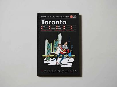 The Monocle Travel Guide, Toronto