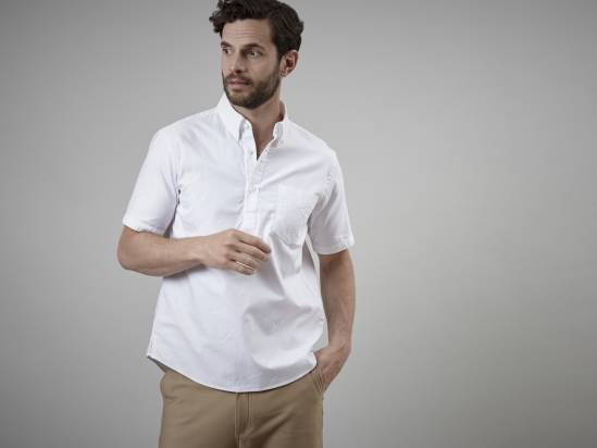 Monocle Voyage Short Sleeve Shirt