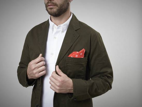 Monocle Voyage All-Rounder Jacket