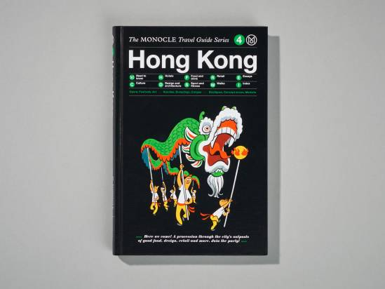 The Monocle Travel Guide, Hong Kong