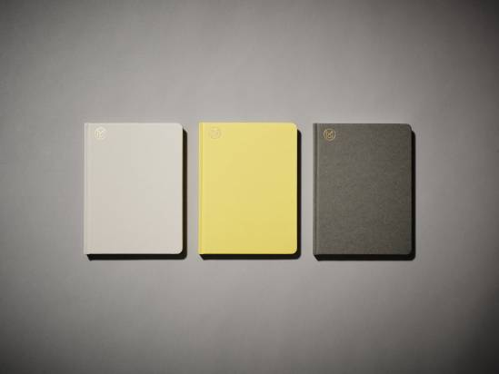 Monocle Hardcover Notebook Set