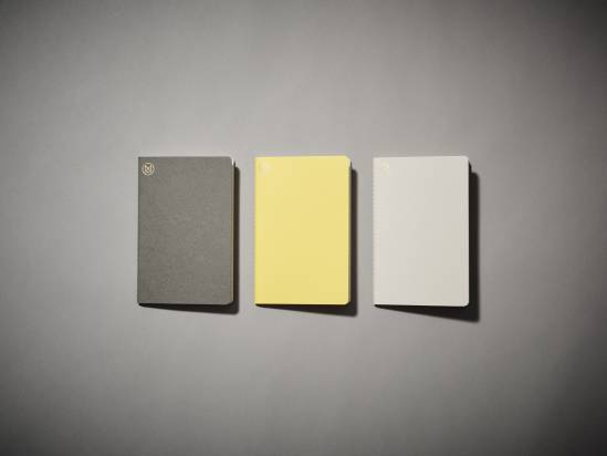 Monocle Softcover Notebook Set